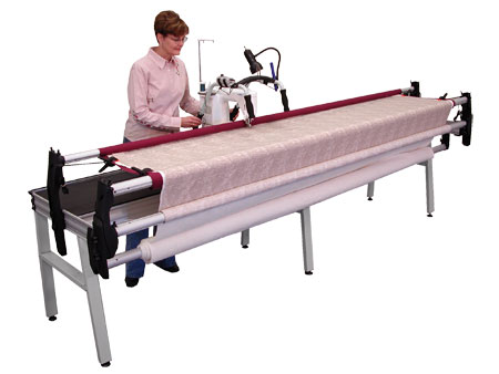 Grace Pinnacle Frame Holds King Size Quilts QuiltCAD Software