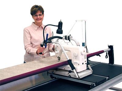 Grace Mini Pinni No-Baste Machine Quilting Frame w/ FREE quilt ... : grace machine quilting frame - Adamdwight.com