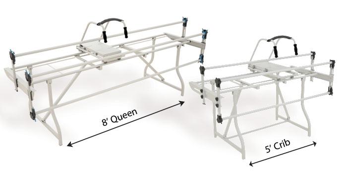 Start Right Crib Size 60  Quilting Frame : bernina quilting frame - Adamdwight.com