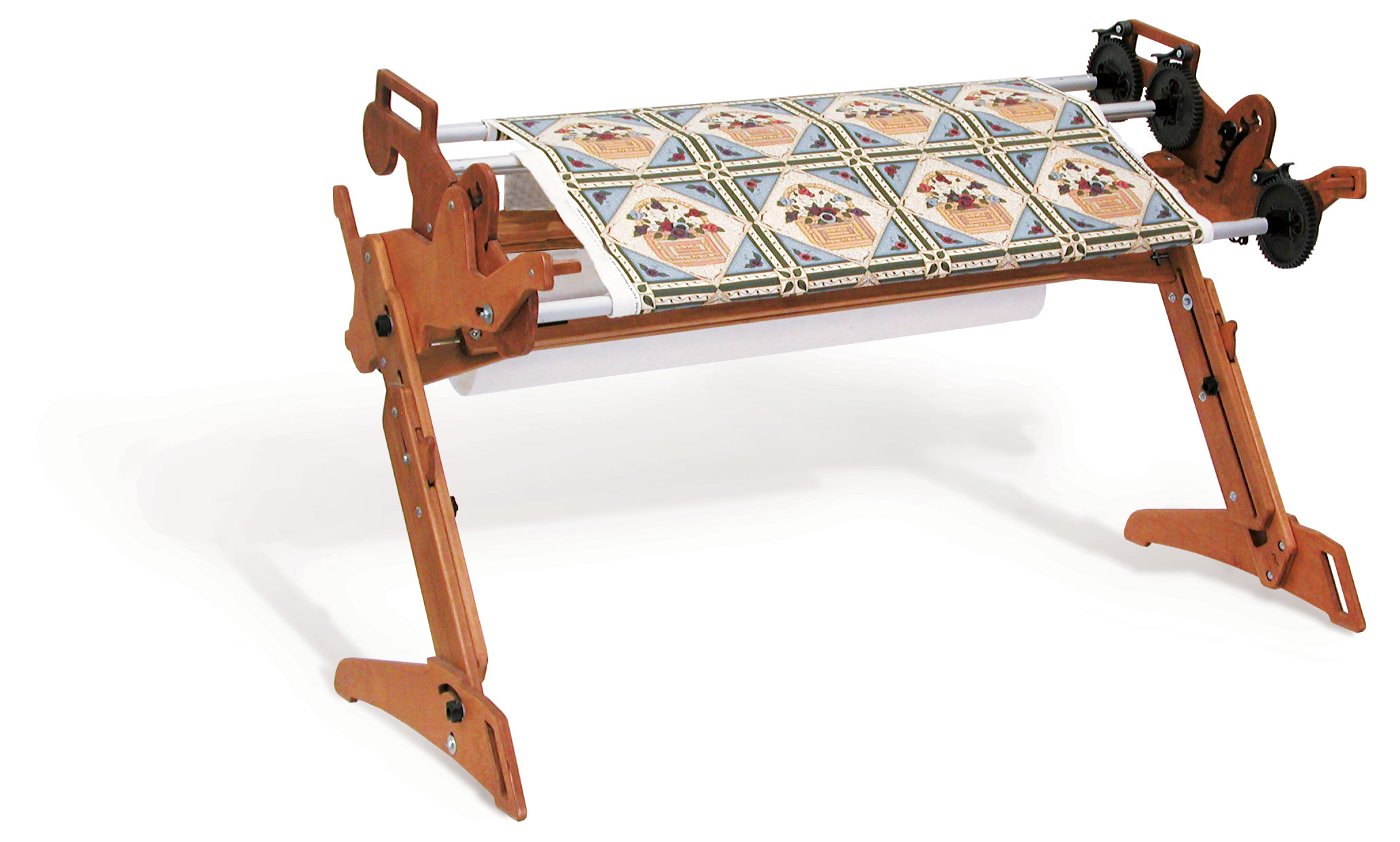 grace z44 fabri fast hand quilting frame adjustable to 4 sizes
