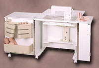 Horn Compact Embroidery Airlift Cabinet 2139
