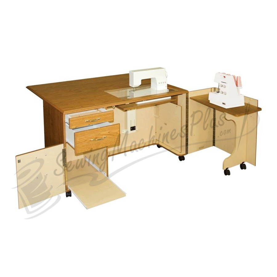 sc 1 st  SewingMachinesPlus.com & Horn 3178 Deluxe Combo-Air Sewing Center