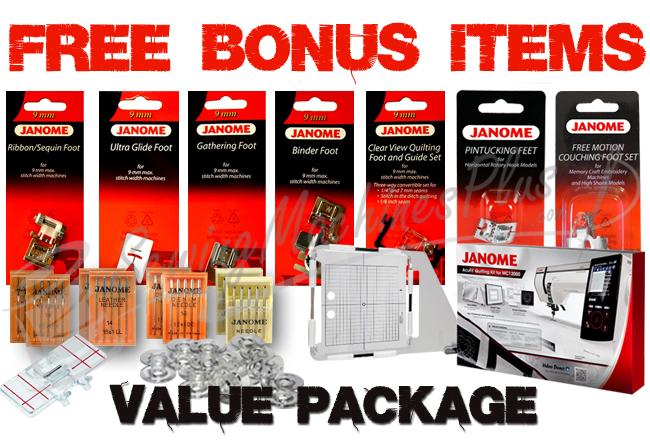 FREE BONUS Value Package Includes
