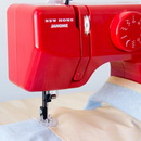 Janome Derby Line Portable Sewing Machine (Bandana Blush Color)