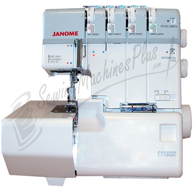 Janome 1110DX My Lock Serger