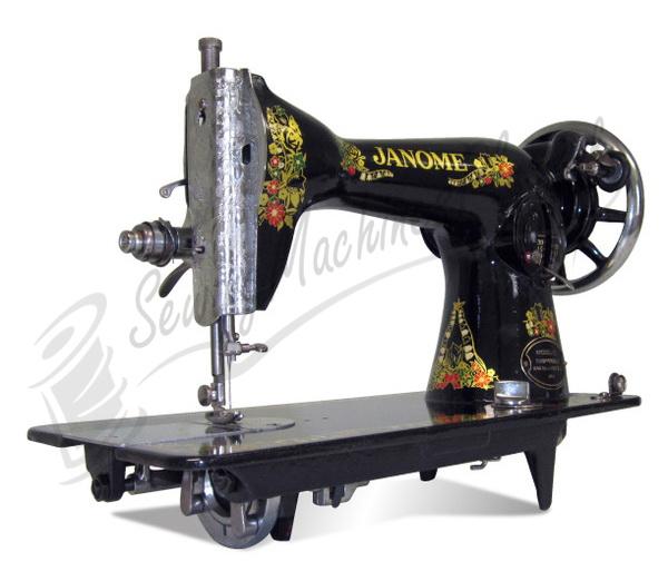 Janome 40HDL Hand Crank Sewing Machine Treadle Head Inspiration New Hand Crank Sewing Machine