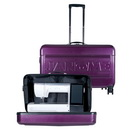 Photo of Janome Memory Craft 15000 Hard Rolling Cart from Heirloom Sewing Supply