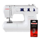 Photo of Janome 2222 Sewing Machine from Heirloom Sewing Supply