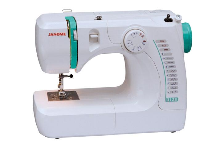 Refurbished Janome 3128 Sewing Machine