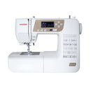 Janome 3160QDC-T - Gold Face Sewing Machine: FREE Quilting Attachment Kit