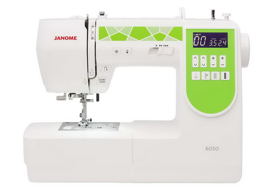 Janome 6050 Sewing Machine