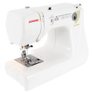 Photo of Refurbished Janome Jem Gold 660 Portable Sewing & Quilting Machine from Heirloom Sewing Supply