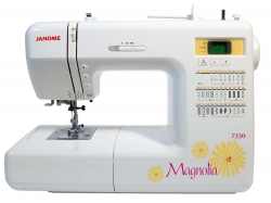 Janome Magnolia 7330 Product Details