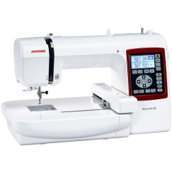 MC230E Embroidery Machine