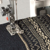 Memory Craft 10001 Decorative Stitches