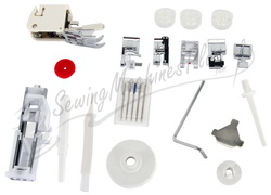 Janome DC2014 Accessories