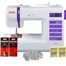 Janome DC2014 Computerized Sewing Machine w/ FREE BONUS Package!