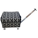 Photo of Janome Embroidery Trolley (002EMBTROLLEY) from Heirloom Sewing Supply