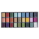 Photo of Janome Polyester Embroidery Thread Kit 2 from Heirloom Sewing Supply