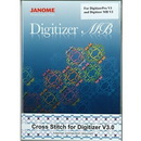 Photo of Janome Cross Stitch Option for Digitizer Pro V3 and Digitizer MB V3 from Heirloom Sewing Supply