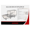 Janome Extension Table for Janome Sewing Machines - 489710007