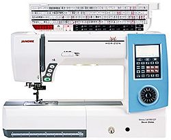 Janome Horizon Memory Craft 8900 QCP Special Edition