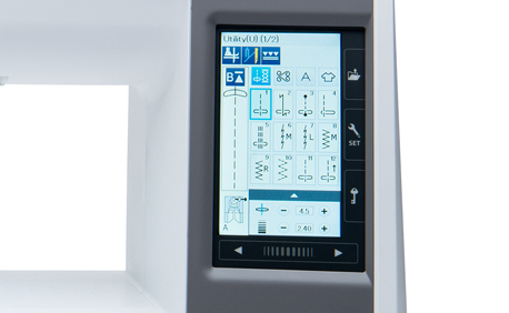 Advanced Touchscreen