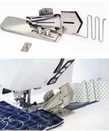 Quilt Binder Set for Janome MC6600, Horizon 7700QCP, MC11000