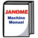 Janome 2212 Sewing Machine Manual