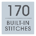 170 Built-in Stitches