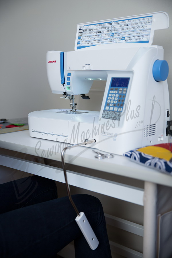 Janome Skyline S5 Sewing Machine Sewing Machines Plus