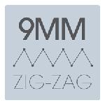 9MM Zig-Zag