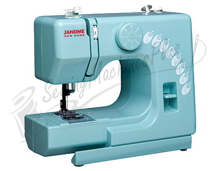 Janome Sew Mini Sewing Machine Beachcomber Impressive White Sew EZ Mini Sewing Machine
