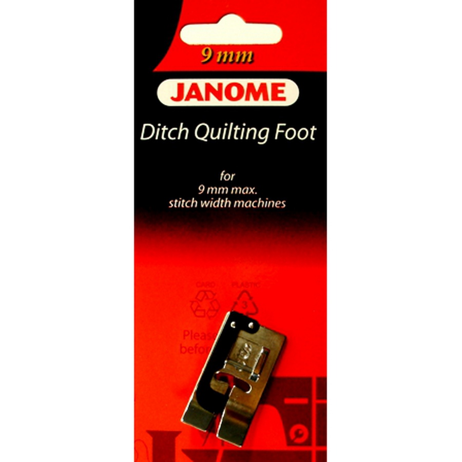 Ditch Quilting Foot - #202087003 : janome ditch quilting foot - Adamdwight.com