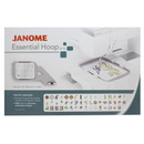 Photo of Janome RE18 Essential Hoop Kit (003862407007) from Heirloom Sewing Supply