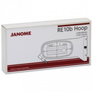 Janome Embroidery Hoop RE10b (1.5in x 5.5in or 100mm x 40mm)