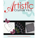 Photo of Artistic Crystals v6.0 Software from Heirloom Sewing Supply