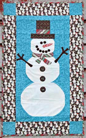 Fast & Furious Holiday Quilting As You Go Book
