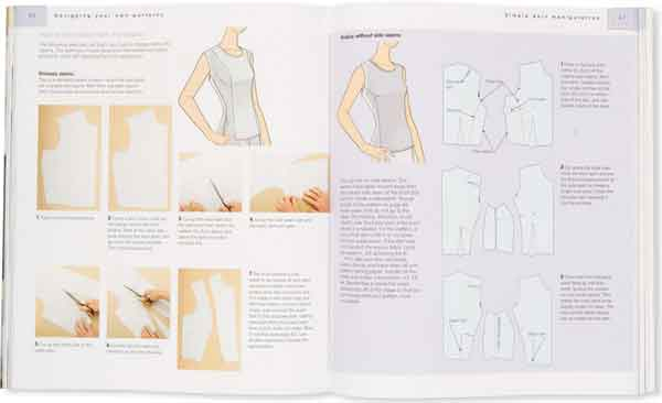 How to Use, Adapt, and Design Sewing Patterns Book