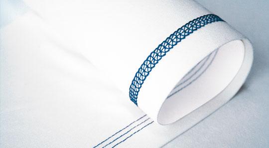Coverstitch – sew, finish and hem in one step!