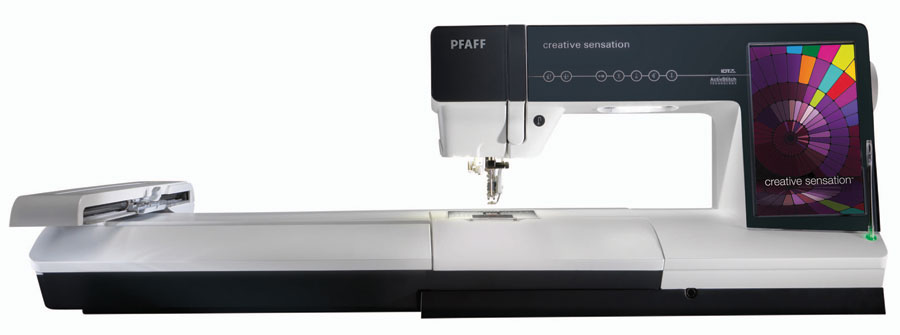 Pfaff sewing machine cost