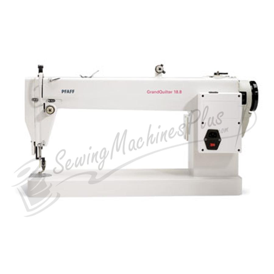 Pfaff GrandQuilter 18x8 Long Arm Quilting Machine