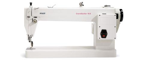Pfaff GrandQuilter 18x8 Long Arm Quilting Machine : small long arm quilting machines - Adamdwight.com
