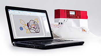 Embroidery Intro PC Software Included