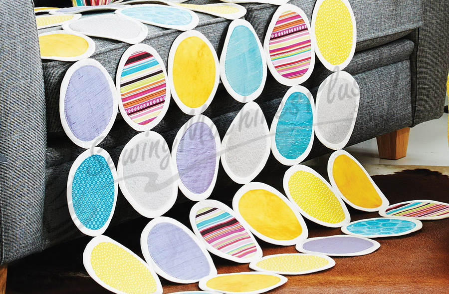 """Tips & Hints """"Spinning Circles"""" Quilt"""