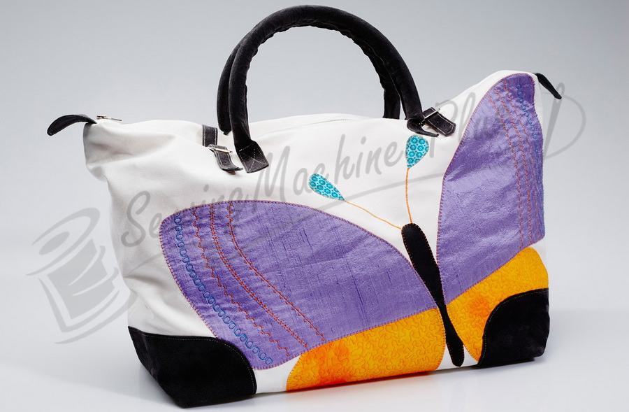 """Tips & Hints """"Butterfly Bag"""""""