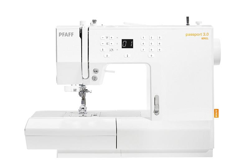 Pfaff Passport 44040 Compact Sewing Machine Magnificent Smallest Sewing Machine