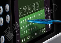 Brilliant Creative Color Touch Screen