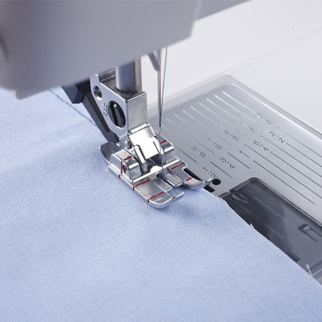 Pfaff 40040 Inch Quilting Foot For IDT System 40 Adorable 1 4 Inch Sewing Machine Foot