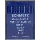 Schmetz S16X95-20 Needle 125/20-10pk.